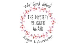 TSD & The Mystery Blogger Award